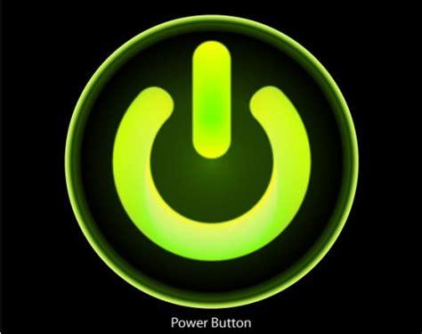 picture of a power button free computer power button vector pdf free graphics