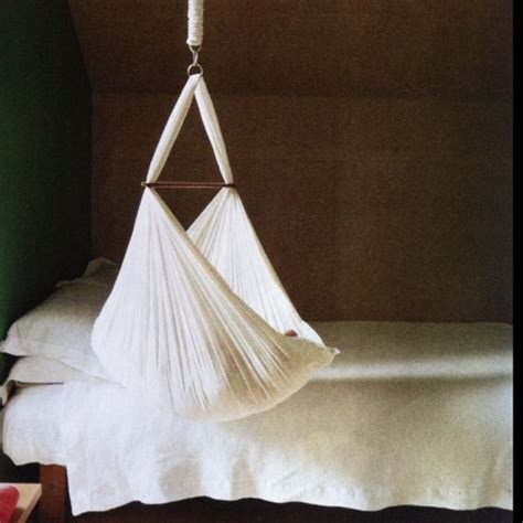 Master Bedroom Hammock A Hammock In The Master Bedroom For A Baby To Sleep In