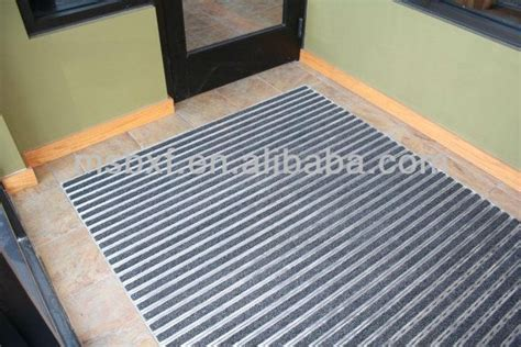 Entrance Matting Domestic by Aluminium Entrance Mats With Carpet Inserted Entrance Door