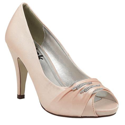 pink paradox debbie wedding shoes bridal