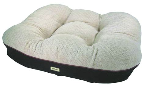 pooch planet dog beds poochplanet deluxe dreamer pet bed with memory foam
