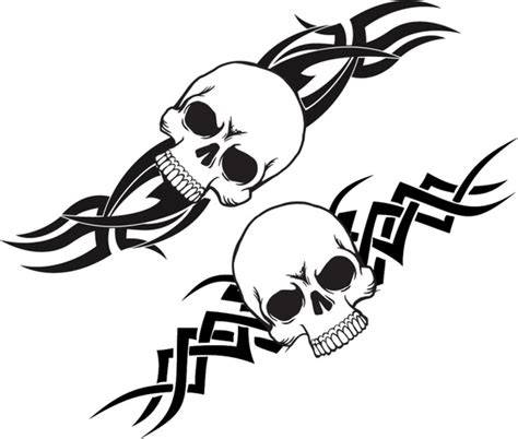 tattoo gallery download scary tattoo free vector in adobe illustrator ai ai