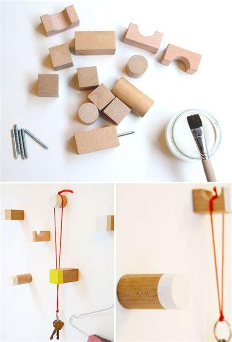 Wall Hooks Diy Best 25 Wall Hooks Ideas On Diy Projects