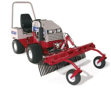 ventrac landscape rake attachment only rental catalog