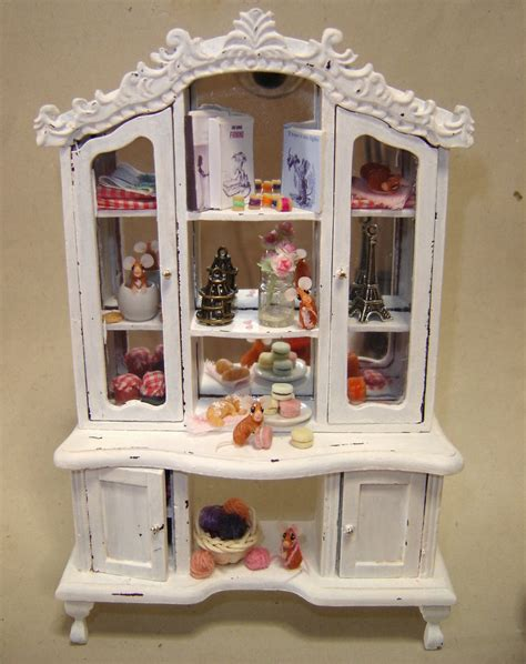 shabby chic cupboard by fairiesworkshop on deviantart