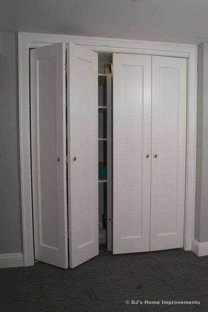 Bifolding Closet Doors Shaker Style Bi Fold Closet Doors My World Shaker Style Sliding Doors And