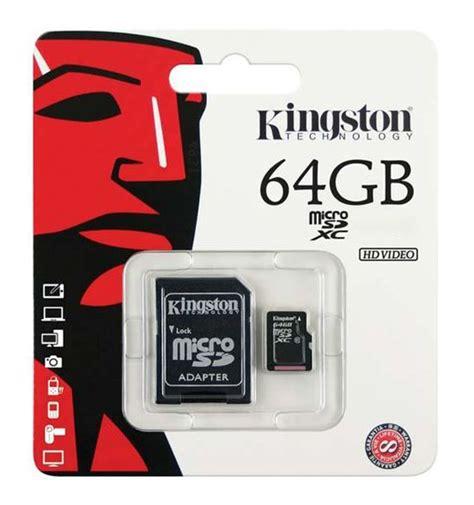 Memory Card Micro Sd 64gb micro sd card 64gb kingston mobilesupplystore