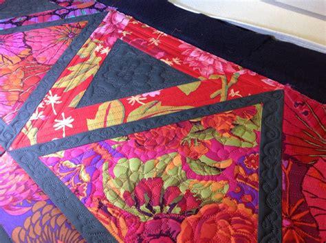 Bird Quilt by Midnight Blooms Quilt Free Bird Quilting Designs