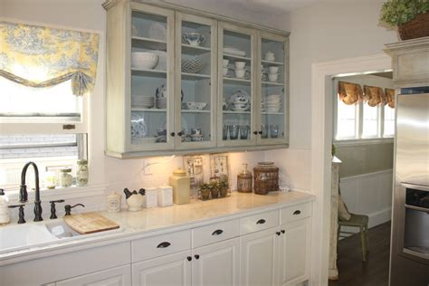 French Kitchen Furniture french country white kitchen cabinets winda 7 furniture