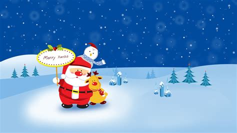 wallpaper christmas cartoon 2016 animated christmas wallpaper free animated