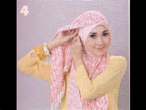tutorial jilbab paris zoya zoya hijab tutorial empat festive style vidoemo