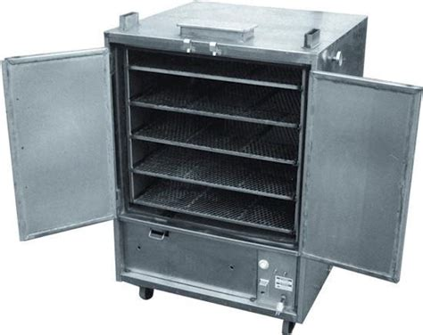commercial pits convection smoker models 444 555