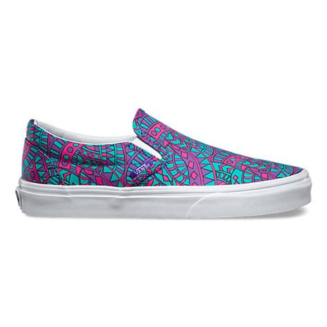 liberty slip on shop womens shoes at vans