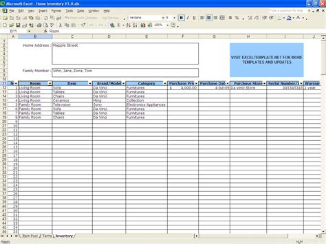 inventory template free stock inventory software excel inventory spreadsheet