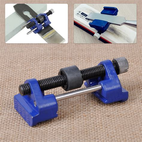 knife honing guide metal honing guide jig for sharpening wood chisel plane