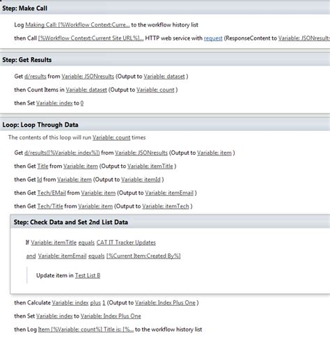 sharepoint designer workflow update list item sharepoint 2013 workflow update list item based on two