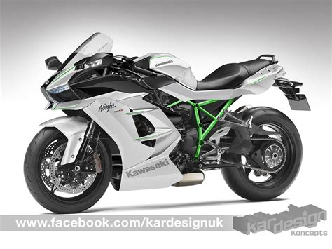 Kawasaki H2 Motorrad by Confirmed Kawasaki S H2 Sx Super Tourer Kardesign Koncepts