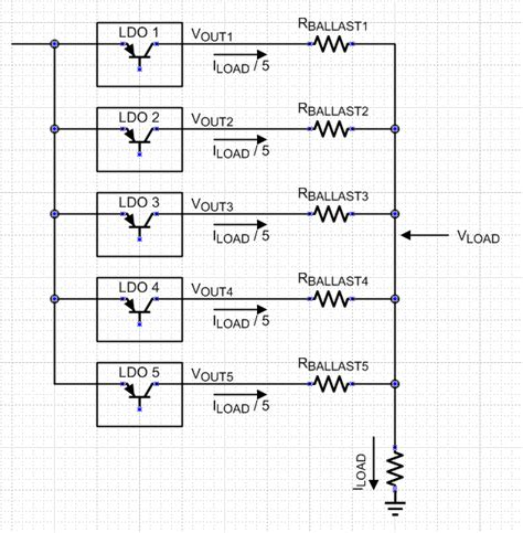 why voltage drops across resistor why should the voltage drops across the resistors connected in parallel be the same