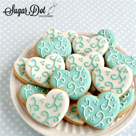 Bridal Shower Favors Cookies by Cookies Are Available For Order Through Website