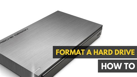format hard drive jjos how to format or erase hard drive for windows or mac