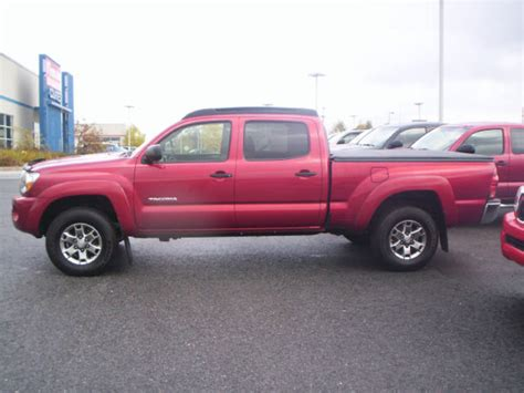 tacoma long bed 2006 toyota tacoma double cab long bed for sale