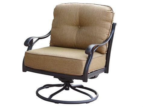 Swivel Rocker Patio Chair Repair by Darlee Outdoor Living Nassau Replacement Swivel Rocker