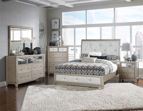 homelegance bedroom set homelegance odelia button tufted upholstered sleigh
