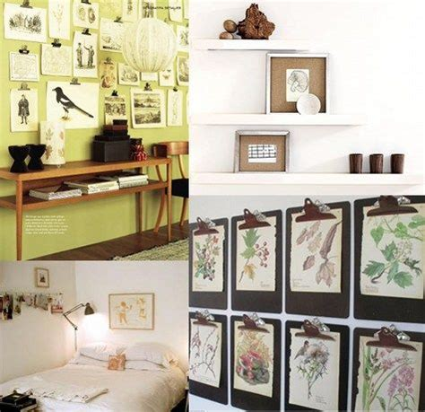 Hanging Prints Without Frames Hanging Art Without Frames For The Home Pinterest
