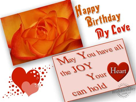Birthday Cards For Lover Pics Birthday Wishes For Husband Birthday Images Pictures