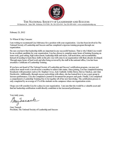 Tippie Mba Review by Leadership Recommendation Letter Muzssp X Fc2