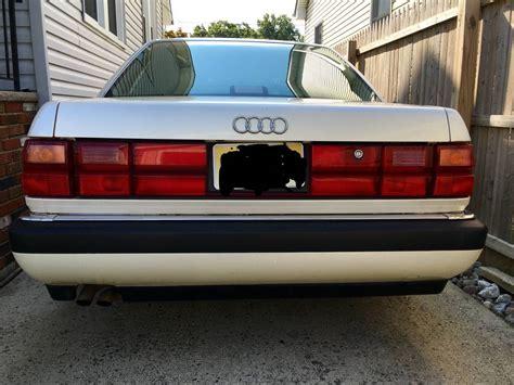 1991 Audi V8 by Take 1991 Audi V8 Quattro German Cars For Sale