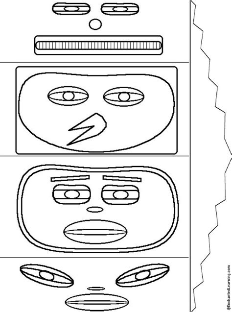totem pole design template totem pole craft for counseling ideas