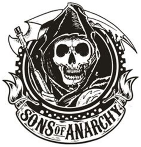 sons of anarchy logo template www pixshark images