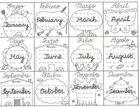 imagenes para aprender ingles free coloring pages