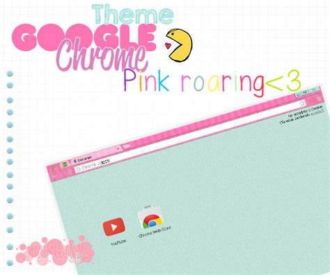 owl theme for google chrome pink roaring theme google chrome val by freshowl on