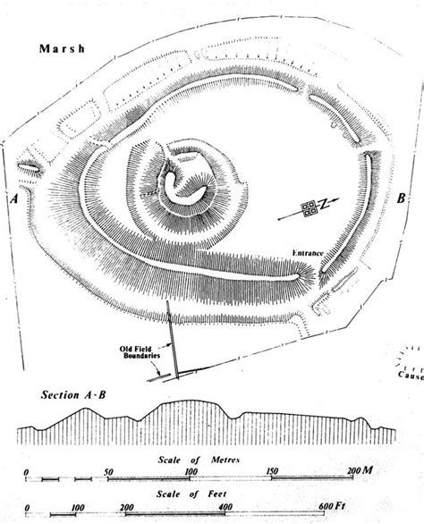 motte and bailey castle labeled diagram the mound of and cathedral voices from the