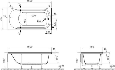 Bathtub Section Dwg by Vitra Artema Servisi Bursa Yap箟c箟 Tesisat Optimum Dikd 246 Rtgen K 252 Vet 150x75 Cm