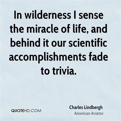 Miracle In The Wilderness Free Wilderness Quotes Quotesgram