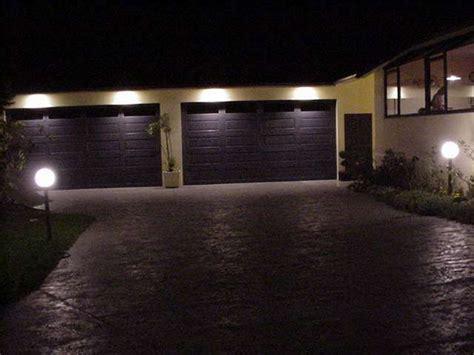 garden lighting outdoor garage lights garage lighting