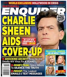 The National Enquirer Uncovers Explosive Claims About Smith She Hardly Ate Just Smoked Cocaine And Drank Fruit Juice by Sheen S Ex Richards Manages A Smile