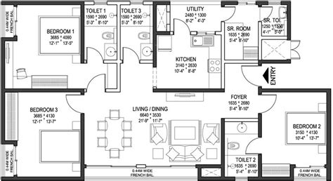 the plaza floor plans sobha the park and the plaza in talaghattapura bangalore