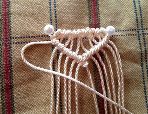 Macrame Finishing Knots - macrame finishing knots 28 images free patterns on an
