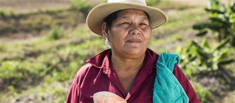 imagenes mujeres rurales el congreso nacional aprueba la ley credimujer a beneficio