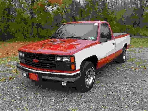 old car repair manuals 1992 chevrolet 1500 interior lighting 1992 chevrolet silverado c1500 pickup truck ss350 for sale in hummelstown pennsylvania