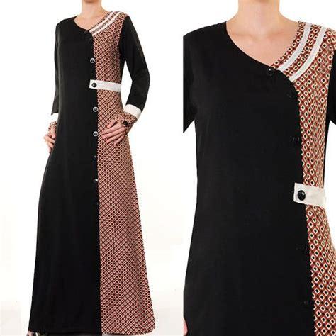 011 Baju Muslim Gamis Maxi Abaya Glamor arabic islamic wear abaya batik clothing by