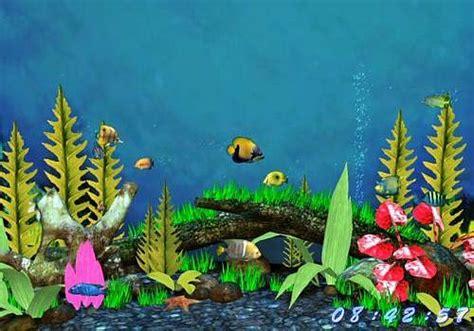 t 233 l 233 charger fish aquarium 3d ecran de veille pour windows shareware