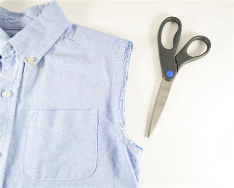 carly used the scissors to cut shirt on general hospital diy lace sleeved chambray shirt wild amor
