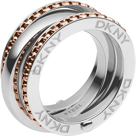 Dkny Tambang Gold Plat Gold by Dkny Two Tone Steel Gold Plate Size P Textural