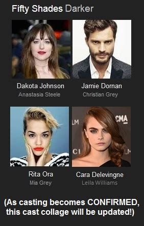 fifty shades darker film actors fifty shades darker movie news latest updates 2017
