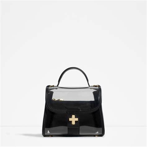 Tas Zara Mini City Bag New Mini Vinyl City Bag Crossbody Bags Bags Zara